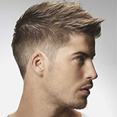 Mens Haircut Solana Beach CA